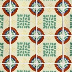 Laura - Tile Wallpaper