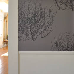 Tumbleweed, Charcoal - Genevieve White Carter