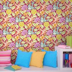 Birdsong, Confection - Wallpaper Tiles