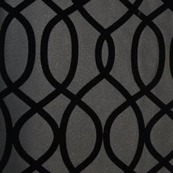 Knightsbridge Flock - Noir