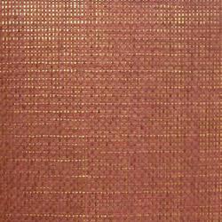 Burnt Red Paper Weave on Gold - WND205