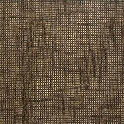 Brown and Black Paper Weave on Ivory - WND213