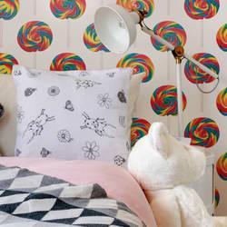 Lollipop - Wallpaper Tiles