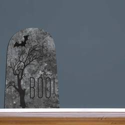 Boo - Halloween Wall Decal