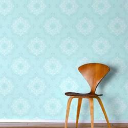 French Kiss, Bay - Wallpaper Tiles