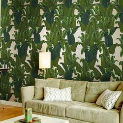 Banana Leaf - Wallpaper Tiles