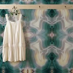 Geode Swirl, Cozy - Wallpaper Tiles