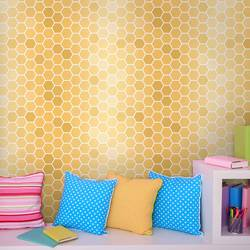 Honeycomb - Wallpaper Tiles