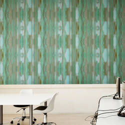 Rainfall, Kelp - Wallpaper Tiles