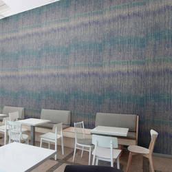Thatch, Mist - Wallpaper Tiles
