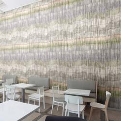 Thatch, Sage - Wallpaper Tiles