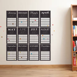 2015 Calendar - Wall Decal