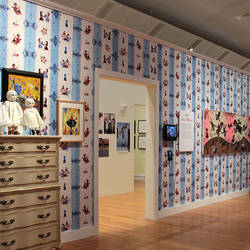 Dream Reality - Gary Baseman Wallpaper Tiles