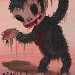 Ahwroo - Gary Baseman - Wall Decal