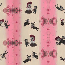 Vicious - Gary Baseman Wallpaper