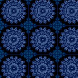 Retro Spinograph, Blueberry Tarte