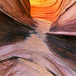 Rocks at a canyon, Vermillion Cliffs, Arizona, USA