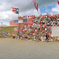 Memorial of flight 93, Shanksville, Pennsylvania, USA
