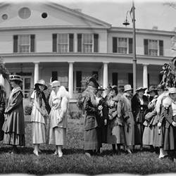 Washington College Women 1917