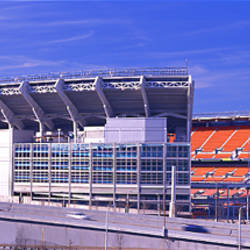 Cleveland Browns Stadium Cleveland OH