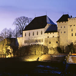 Castle Lenzburg, Switzerland