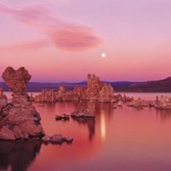 Twilight, Mono Lake, California, USA