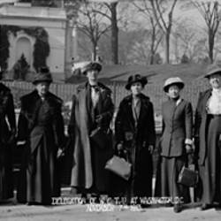 Womans Christian Temperance Union Washington DC