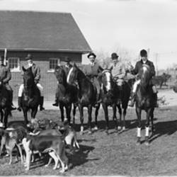 Riding & Hunt Club 1915