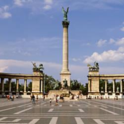Hero Square, Budapest, Hungary