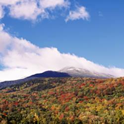 Presidential Range, Mount Washington, New Hampshire, USA
