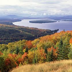 Fall Colors Mooselookmeguntic Lake ME