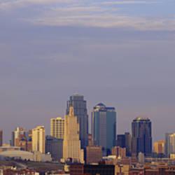 Skyscrapers in a city, Kansas City, Missouri, USA
