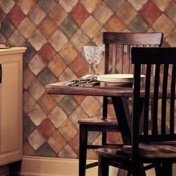 Multi Color Tile  Faux Stone Tile
