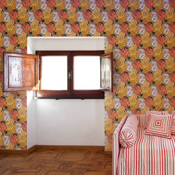 Floral Evolution - Wallpaper Tiles