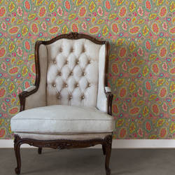 Divya - Jessica Swift Wallpaper Tiles