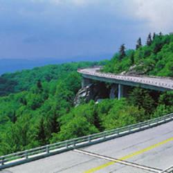 USA, North Carolina, Blue Ridge Parkway