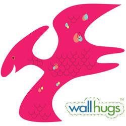 Pterodactyl - Dinosaur Wall Decal