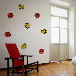Ladybugs - Wall Decal
