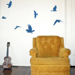 Bluebird - Wall Decal
