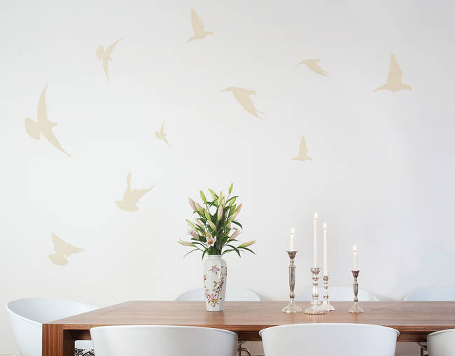 Turtledove - Wall Decal