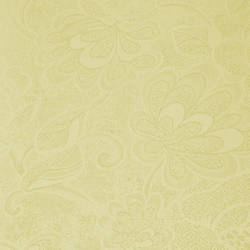 Light shiny cream floral reflective: Mx6090