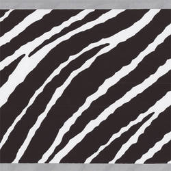 Zebra Border Vintage: 217AS