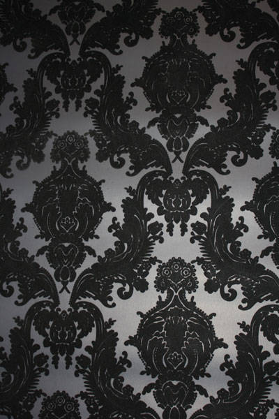 Black Velvet Background : Black velvet heirloom damask on designyourwall