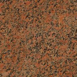 Orange Black Quartz Stone custom digital marble wallpaper