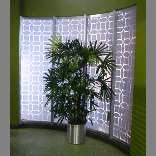 Custom Geometric Window Film Designyourwall