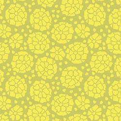 Retro Yellow Marigold