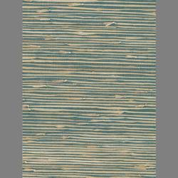Beige and Green Grasscloth handmade natural wallcovering: Be5694g