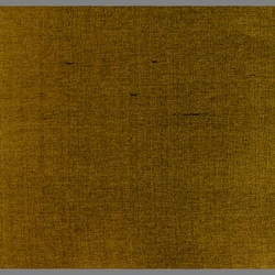 Gold/Black Japanese natural fiber silk wallcovering: JS11