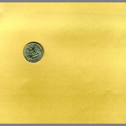 Gold/Yellow Japanese Silk custom-made natural fiber wallcovering: JS01