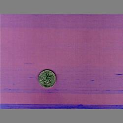 Pink & Blue Japanese Silk custom-made natural fiber wallcovering: JS19